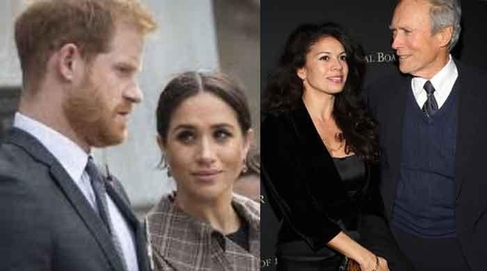 'Prince Harry and Meghan Markle to meet the same fate as Clint Eastwood and his wife'