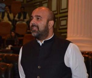 KP Health Minister Taimur Jhagra tests positive for coronavirus, in isolation