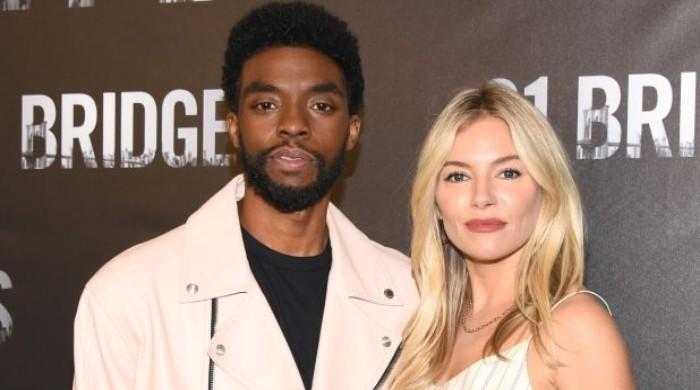 Sienna Miller says Chadwick Boseman donated her his salary to end pay disparity
