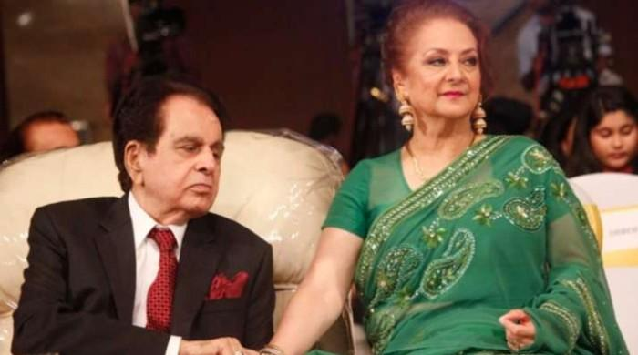Dilip Kumar's wife Saira Banu lauds Pakistan govt's efforts to restore actor's Peshawar abode