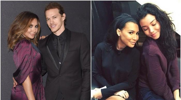 Naya Rivera's sister Nickayla addresses claims of her moving in with Ryan Dorsey