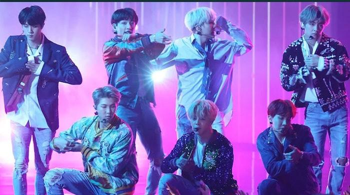 BTS mesmerizes fans with iconic performance on the 'Tonight Show': Watch