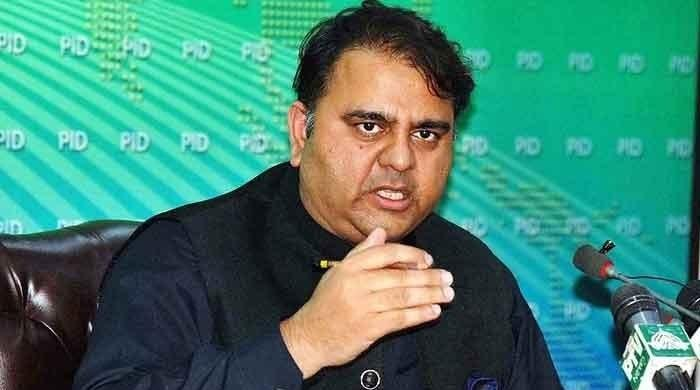 Maryam Nawaz presenting a flawed narrative: Fawad Chaudhry
