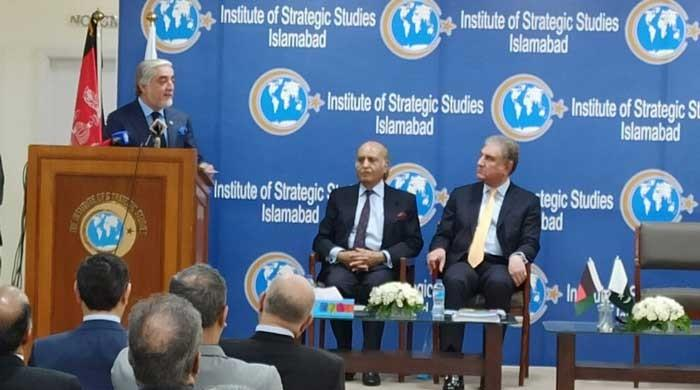 Abdullah Abdullah says time for Pakistan and Afghanistan to 'define a new vision'