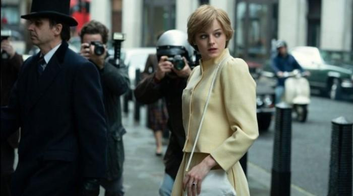 First glimpse at Emma Corrin's Princess Diana in Netflix's 'The Crown'
