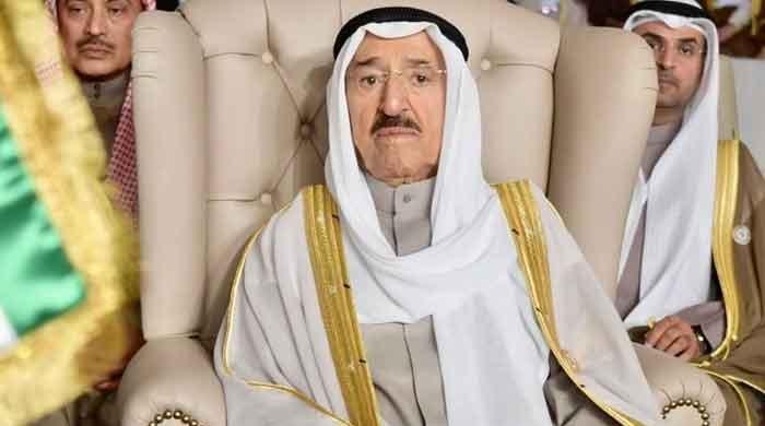 Emir of Kuwait Sheikh Sabah dies at 91