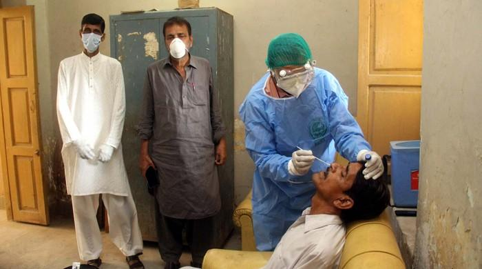 Coronavirus numbers rising fast in Sindh, warns Murtaza Wahab