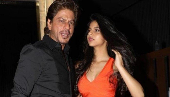 Shah Rukh Khans daughter Suhana silences haters ridiculing her for being brown - Geo News