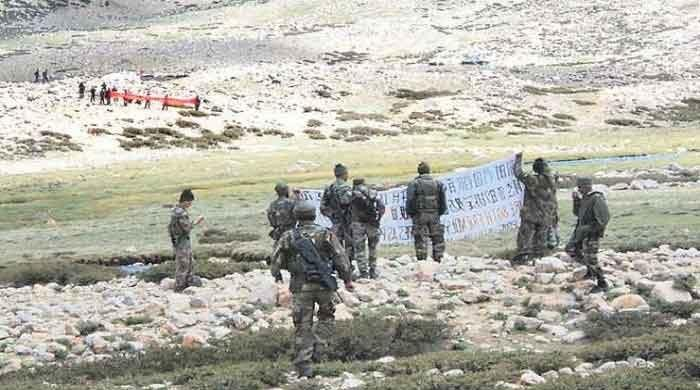 China objects to Indian border activities in Ladakh