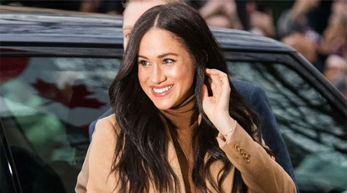 Meghan Markle leaves fans speculating about her new mystery necklace