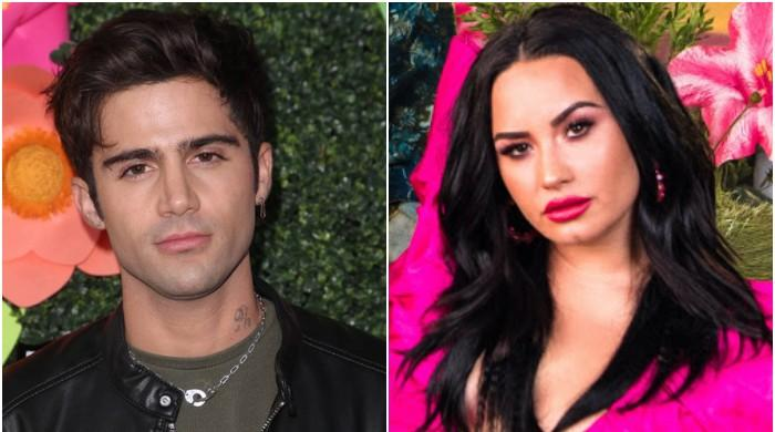 Max Ehrich pleads Demi Lovato's fans to 'stop harassing' him and his mother