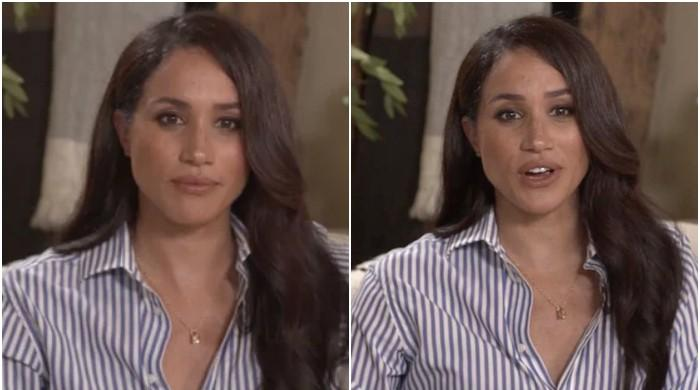 Meghan Markle puts up a 'defensive' front as she fires back at naysayers