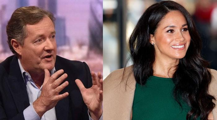 Piers Morgan mocks Meghan Markle's admission about not paying attention to criticism
