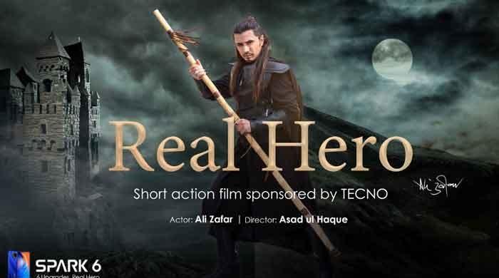 TECNO Spark 6 sponsored 'Real Hero' short film marks success