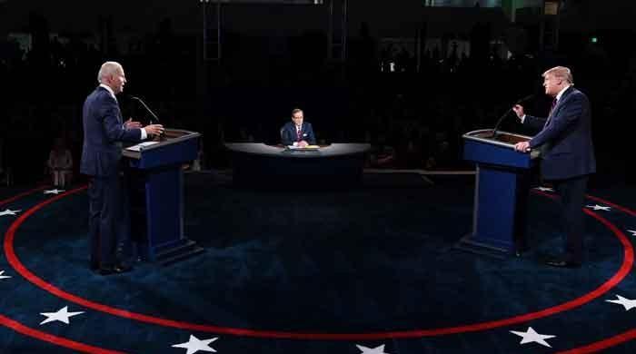 US Presidential Debate: Joe Biden tells Donald Trump to 'shut up', calls him 'clown'