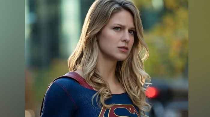 'Supergirl' actress Melissa Benoist reacts to Trump, Biden debate
