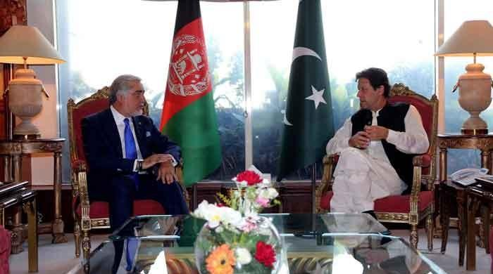 PM Imran Khan talks about 'interesting conversation' with Afghanistan's Abdullah Abdullah