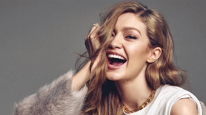 Gigi Hadid joins the 'Scooby Doo' gang to solve a fashion mystery