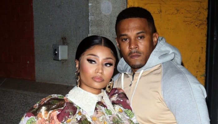 CONGRATULATIONS: Nicki Minaj and husband Kenneth Petty become proud parents