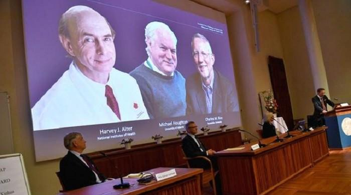 Scientists who discovered Hepatitis C virus awarded Nobel prize