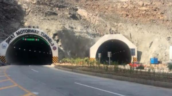 Swat Motorway opens for traffic