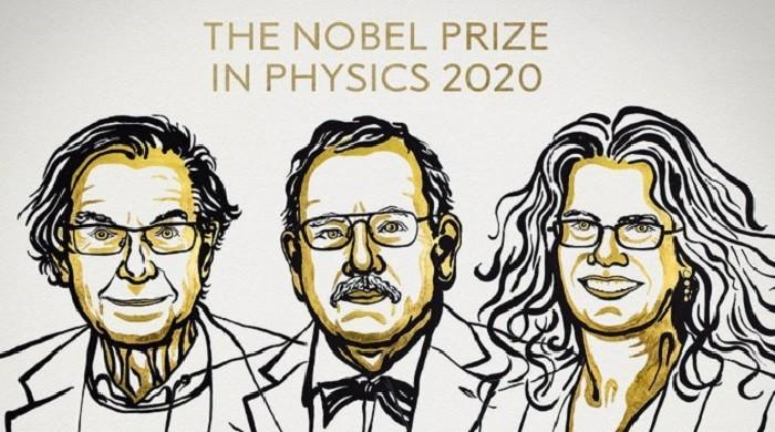 Physics Nobel Prize awarded to trio for black hole research