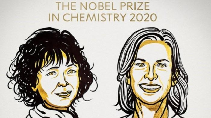 Nobel Prize for chemistry awarded to Charpentier and Doudna