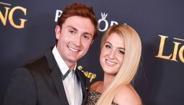 Meghan Trainor & Husband Daryl Sabara Expecting Their First Child Together!