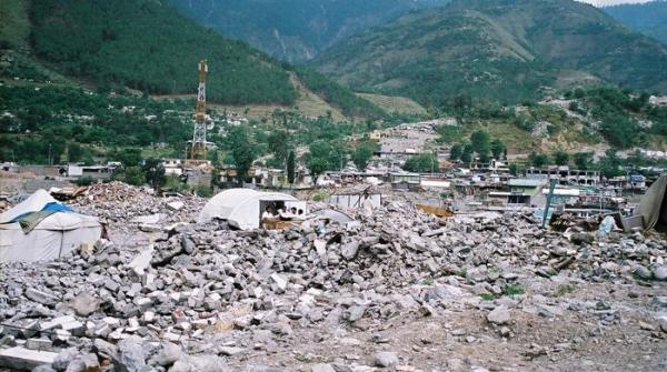 Pakistan marks 15 years since 8 October earthquake