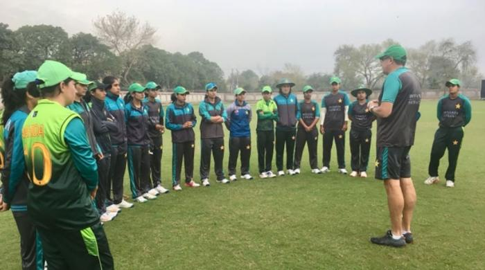 Women cricketers to train at Karachi's Hanif Mohammad High-Performance Center