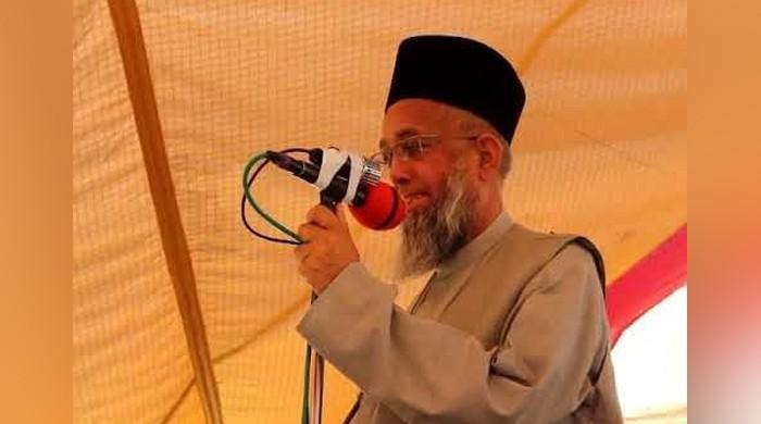 Prominent religious scholar Maulana Adil Khan shot dead in Karachi