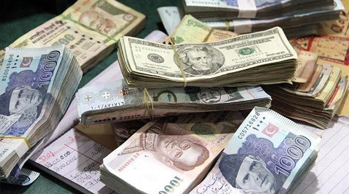 USD to PKR and other currency rates in Pakistan on October 14