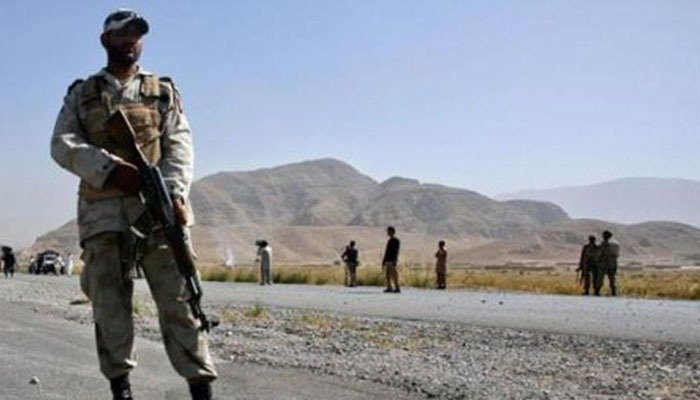Seven FC troops, seven security guards martyred in Ormara attack