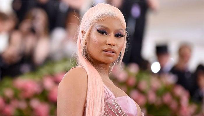 Nicki Minaj Reveals She Had a Baby Boy