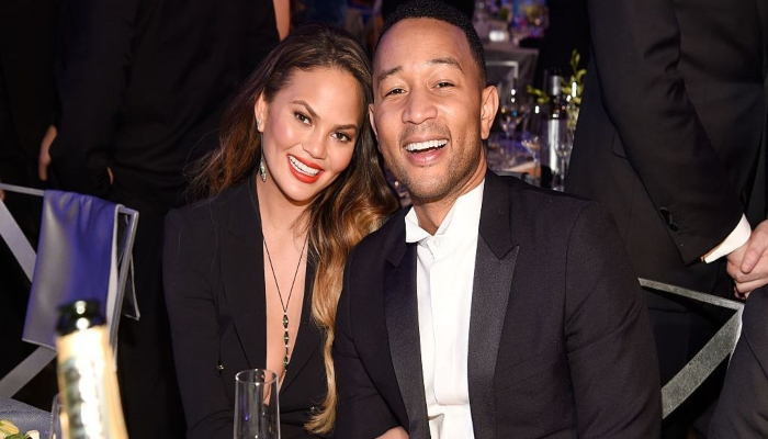 Chrissy Teigen says she is doing okay after devastating miscarriage
