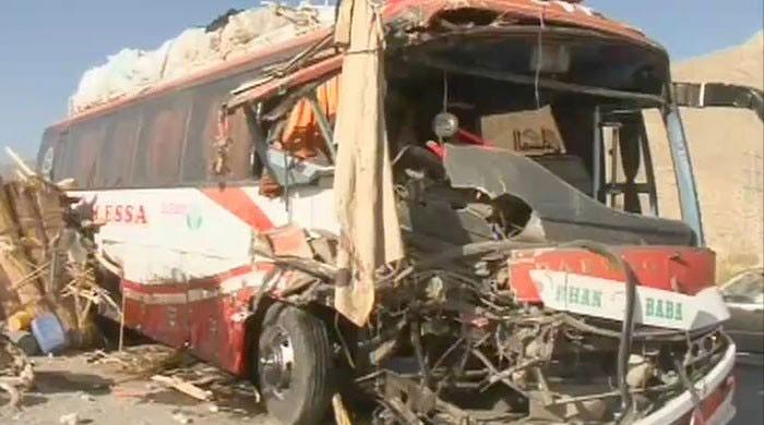 At least 16 killed after bus plunges into ravine in Skardu district