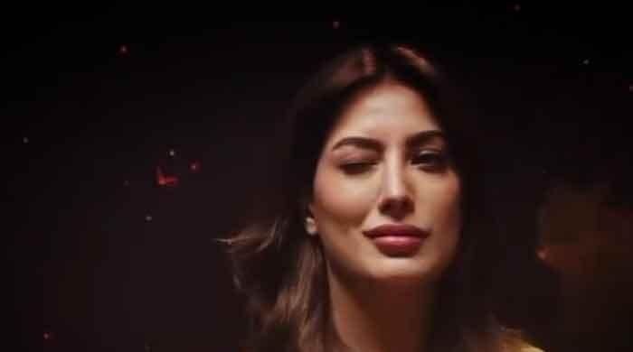 Mehwish Hayat reveals her celebrity crush