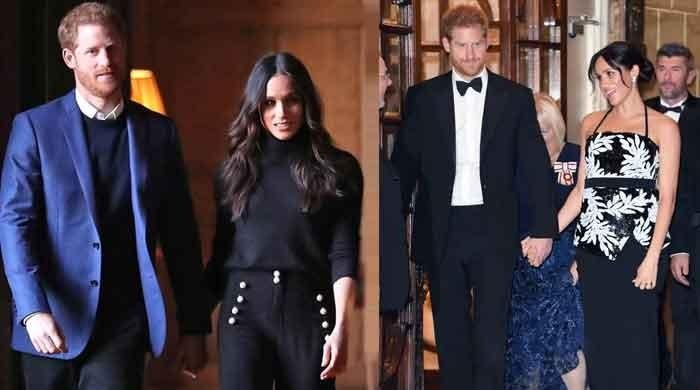 Meghan Markle and Prince Harry's 'rock star' status took them away from the royal family?