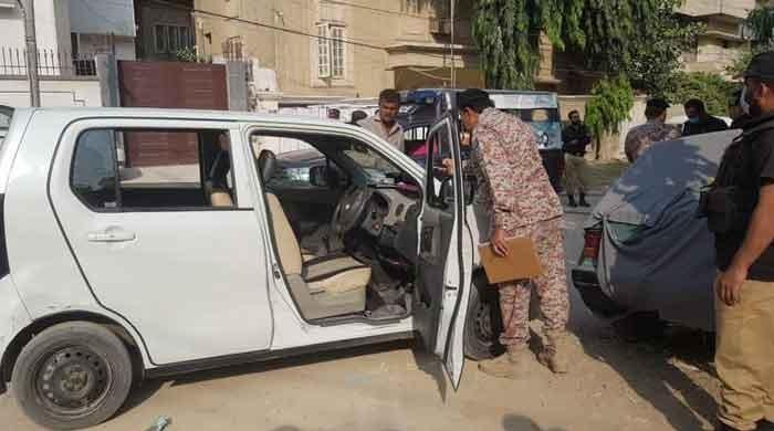 Karachi woman shot dead for resisting robbery