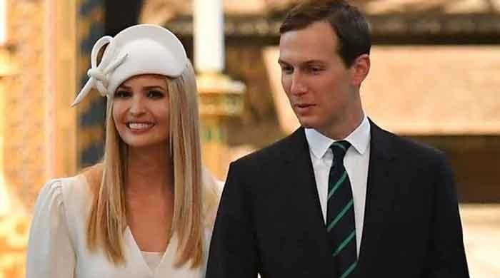 Ivanka Trump calls out husband Jared Kushner for being a 'party foul'
