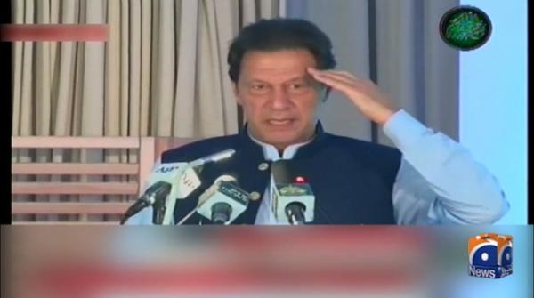 PM Imran laments over Karachi's condition