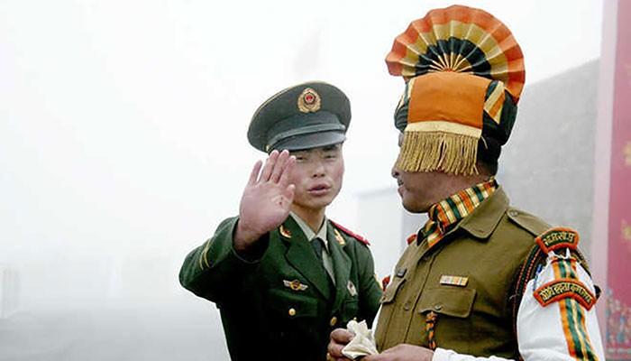Chinese trooper captured near Demchok in Ladakh