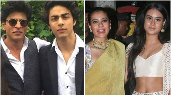 Kajol on how she'd respond to her daughter eloping with Shah Rukh Khan's son