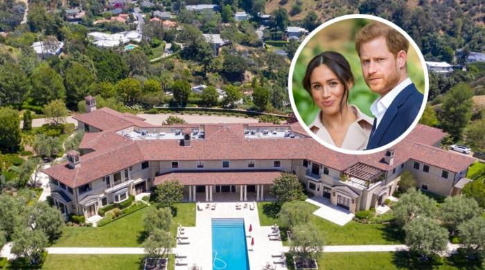 Prince Harry and Meghan Markle's luxe abode was once a prime spot for movie shoots