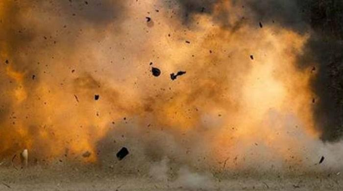 Five injured in explosion at Karachi's Shireen Jinnah Colony