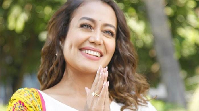 Video: Neha Kakkar's dance from her 'Roka' ceremony sets the internet on fire