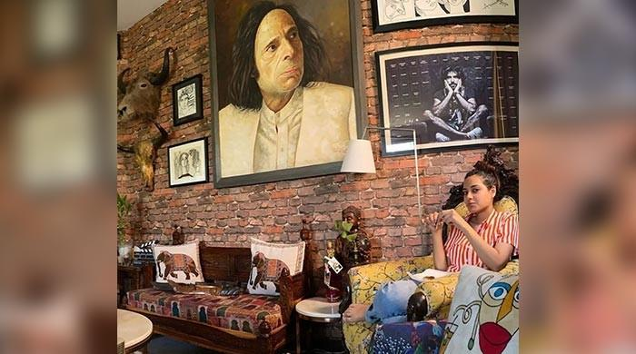 Take a peek inside Iqra Aziz and Yasir Hussain's eccentric home