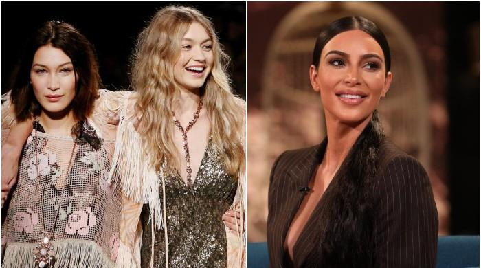 Gigi and Bella Hadid lock horns with Kim Kardashian over political differences