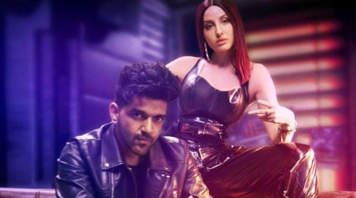 Nora Fatehi thanks fans for love and support as 'Naach Meri Rani' hits 25 million views