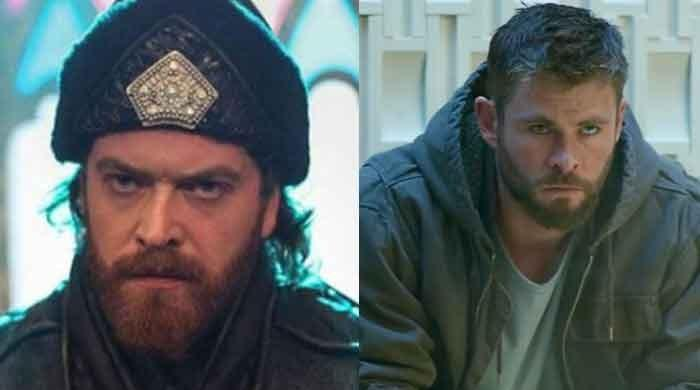 Ertugrul fans think 'Gunalp' bears uncanny resemblance to Chris Hemsworth
